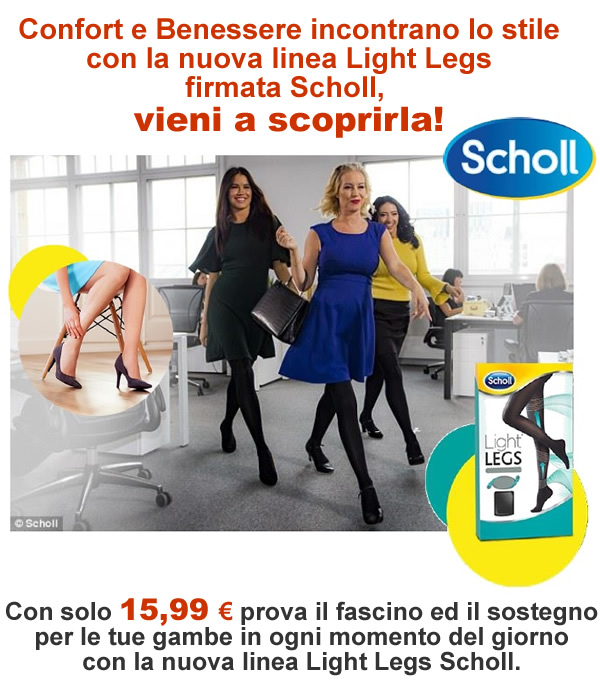 light legs scholl